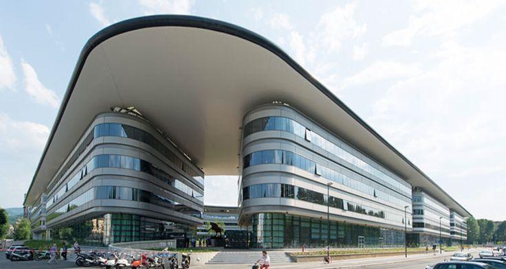 Campus Luigi Einaudi #Torino