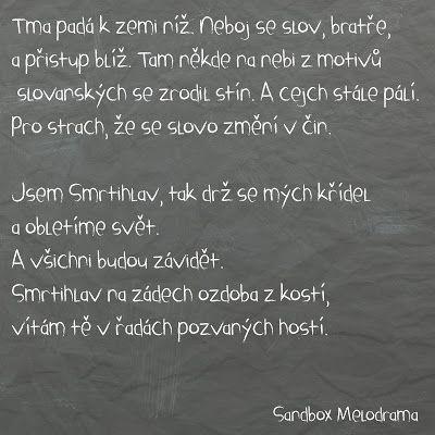Můj papírový relax: Font, který čeština nezaskočí (23)