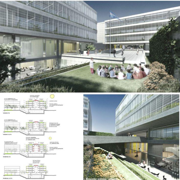 Escuela SXXI - Hacia una Nueva Arquitectura Escolar. - BIAAR