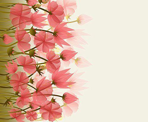 Flowers Fabric - Floral Meadow Border Print by kociara - ... https://www.amazon.ca/dp/B01MR9TIK7/ref=cm_sw_r_pi_dp_x_rZf1ybMRS82TY