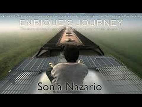 Passion Time w Patricia Gras: Sonia Nazario's Enrique's Journey