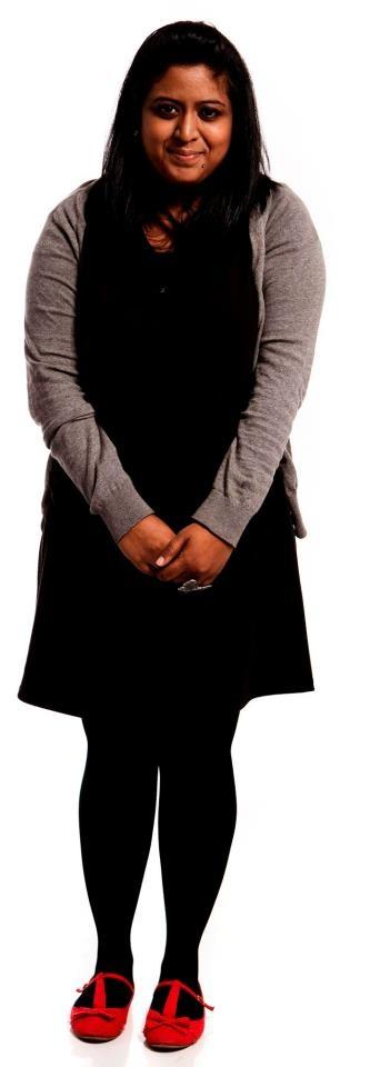Jacqueline Munsami a.k.a Jacqui Emmanuel, designer of the ladies wear brand JSE Couture