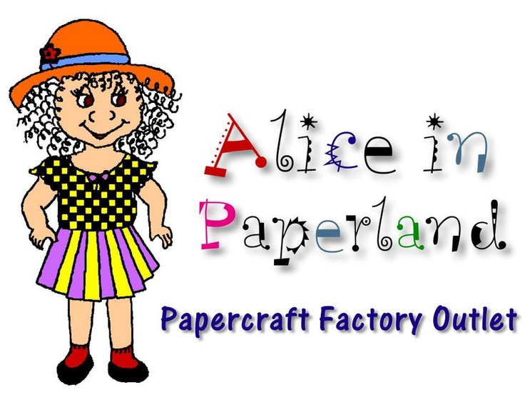 You can also order online www.aliceinpaperland.com.au