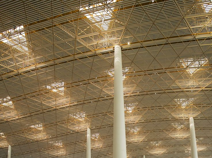 Beijing Airport | Gallery | Projects | Foster + Partners