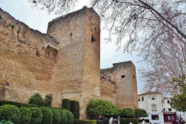 Castillo Priego de Córdoba