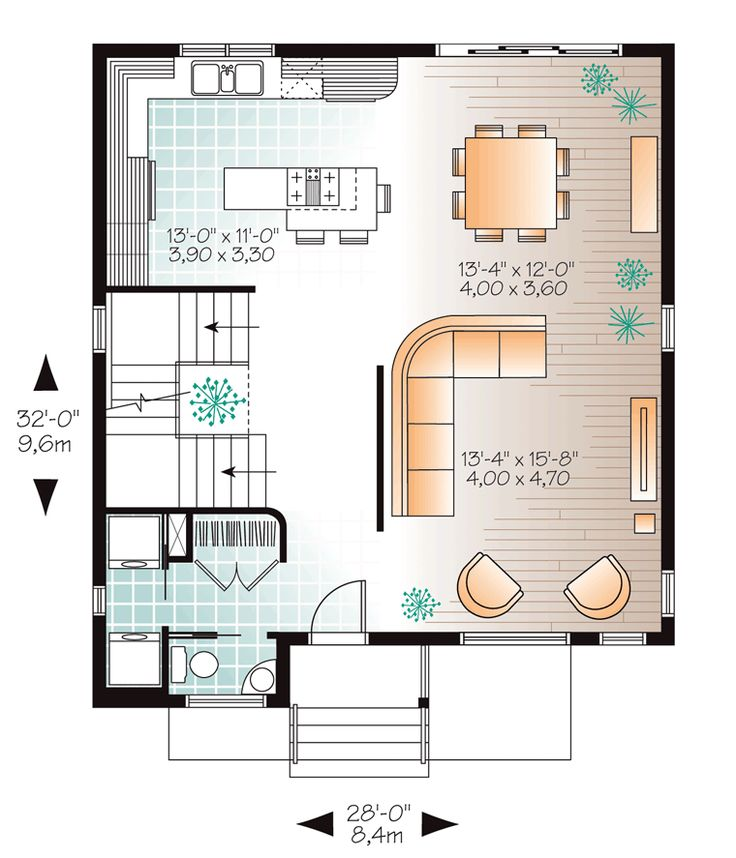 20 best house plans images on pinterest | architecture, modern