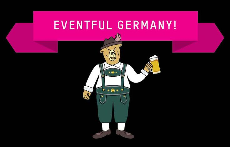 No matter what time of the year you visit Germany, you'll find some event or festival taking place. It's an endless celebration! https://goo.gl/cCnwVT