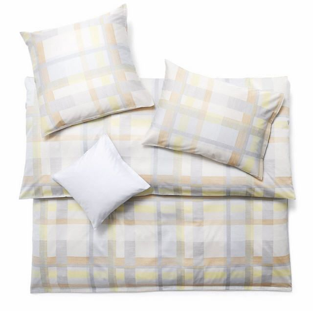 Contemporary Duvet Covers & Bedding - Schlossberg Gill Jaune. J Brulee Home