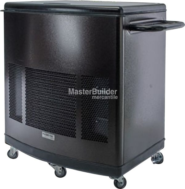 Phoenix Patio Pal Rolling Beverage and Patio Evaporative Cooler – MasterBuilder Mercantile Inc.