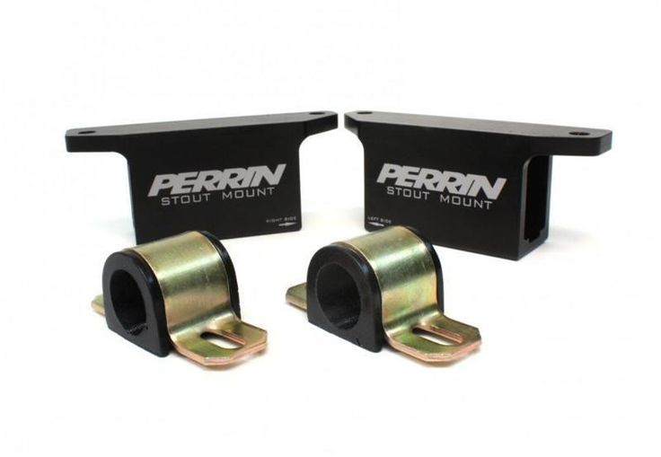 Perrin WRX/STi Rear Stout Mounts for 22mm Sway bars (will not fit 08 wrx)