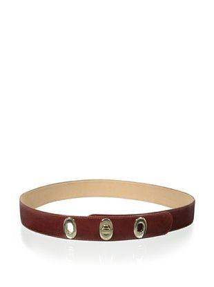 59% OFF J. McLaughlin Women's Turn-Lock Belt (Cognac)