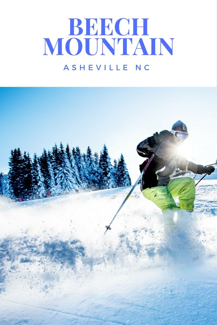 Beech Mountain North Carolina, one of North Carolina's best ski resorts! Can accommodate individuals, families or large groups. Contact our ticket office for great rates!