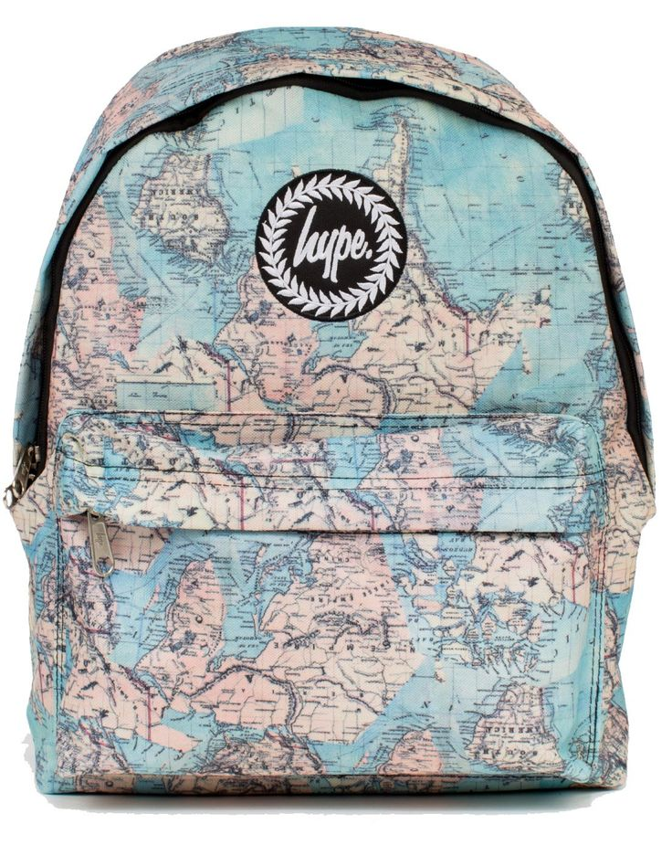 Hype Backpack Bags Rucksack - New Black Blue Navy Speckle Design - Ideal School Bag with Unique styling - (Black Blue Sp): Amazon.co.uk: Toys & Games