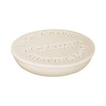 """L'Occitane Shave Soap: because I'm a fancy lad."" My husband loved this soap and I love it when he uses it!"