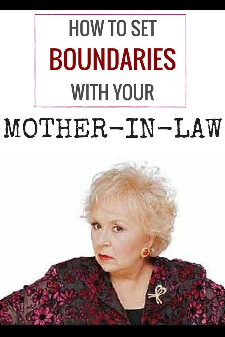 ask the panel: how to set boundaries with your mother-in-law