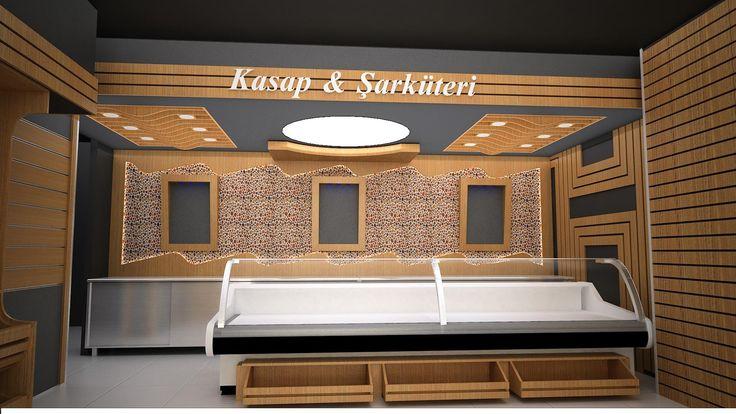 ÇANAKKALE - GİSAÇ MARKETLER | cahiturfan.com    shop decoration, store design , design, supermarkets , greengrocers design , design bakery , pastry decoration