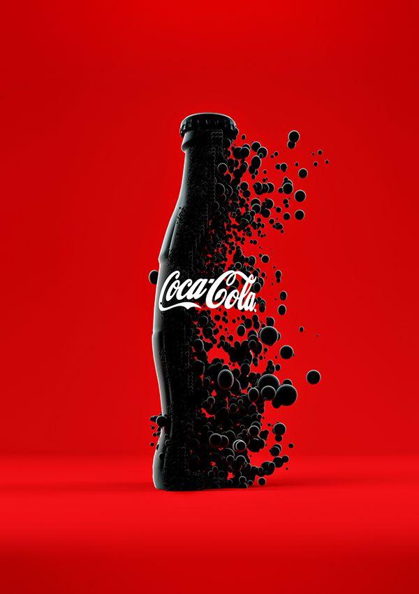 MashUp Coke on Behance