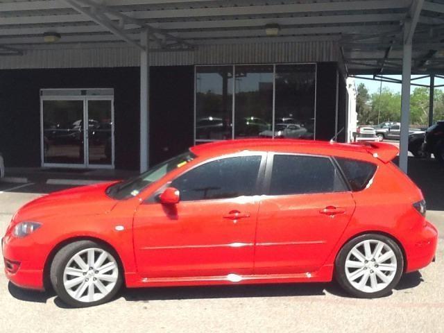 2009 Mazda Speed 3 5dr HB Man Mazdaspeed3 Sport Hatchback 4 Doors True Red for sale in San antonio, TX http://www.usedcarsgroup.com/used-2009-mazda-speed-san_antonio-tx-jm1bk34l291247455
