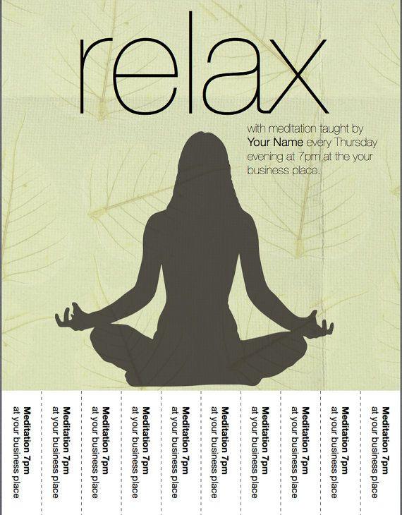 Best 25+ Yoga flyer ideas on Pinterest Yoga posters, Flyer - yoga flyer