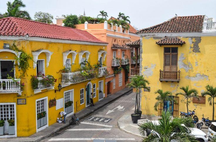 Colombian Charm In Cartagena Cartagena Colombia Cartagena Rtw Travel