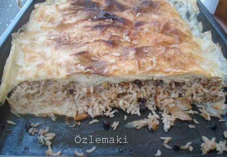 Çullama  -  Özlem Yaşayanlar #yemekmutfak.com Bir Girit Klasiği: Çullama