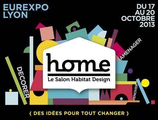 Salon Home, rendez vous du design et de l'habitat bois. Du 17 au 20 Octobre 2013. Nous y serons pour présenter nos maisons bois
