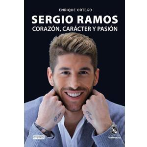 Libro Sergio Ramos: Corazón, carácter y pasión. Tienda oficial online Real Madrid CF para España.