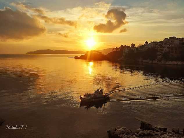 Skiathos Greece.  By Natalia Papadwniou
