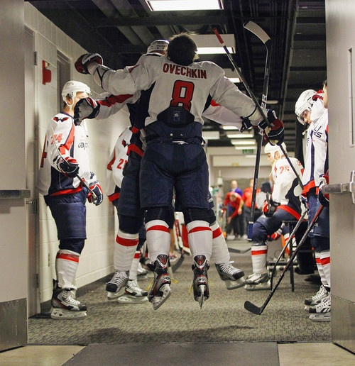 Washington Capitals, my team