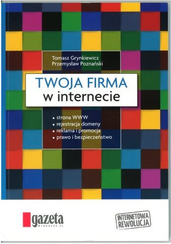 """""""Twoja firma w internecie"""" - 5/10"""