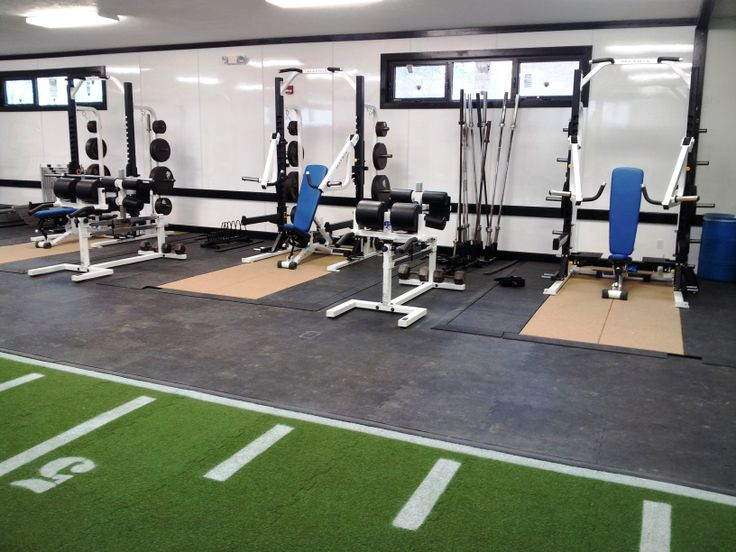 49 Best Weight Room Installations Images On Pinterest