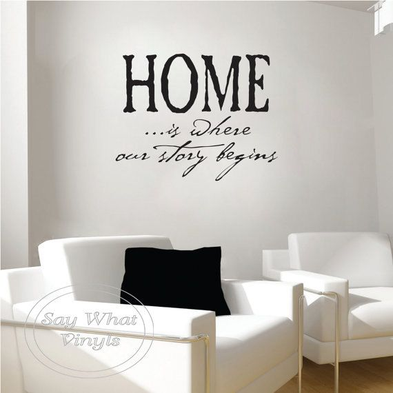 Best Kitchen Signs Images On Pinterest - Wall decals beach quotes