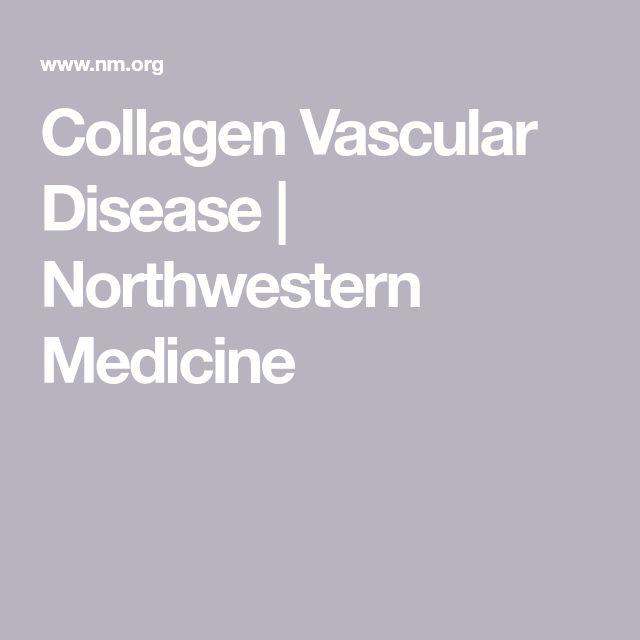 Collagen Vascular Disease | Northwestern Medicine