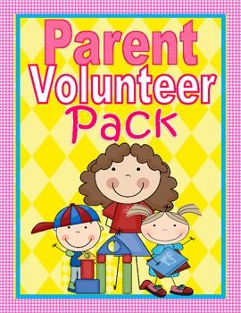 Having parent volunteers is a win win. You get additional help, the students get more adult attention and the parents get a chance to be a part of your classroom community! Included in this packet is a colorful reproducble Parent Volunteer Menu, Parent Request Form, printable records forms for each job so you can keep track and 2 printable volunteer thank you notes!