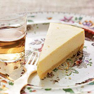 Satsuma Orange Cheesecake   CookingLight.com