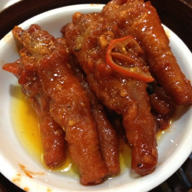 how to cook chinese chicken feet
