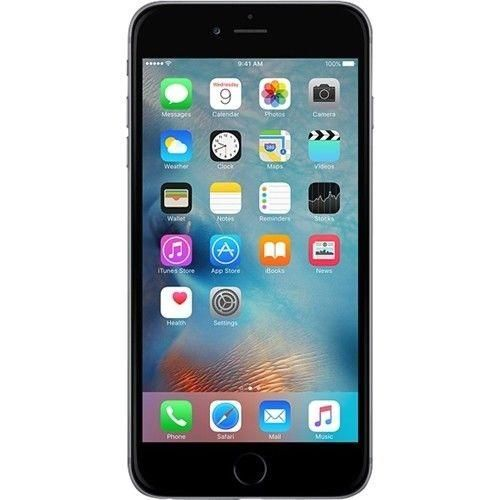#iphone #apple #ios Apple iPhone 6 Plus – 16GB – Space Gray (Unlocked) GOOD Condition 245.00       Item specifics   Condition: Seller refurbished      :                An item that has been restored to working order by the eBay...