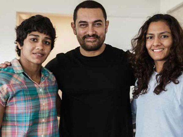 Aamir Khan will be seen attending Geeta Phogat's wedding in Haryana, who is also the inspiration for 'Dangal.'