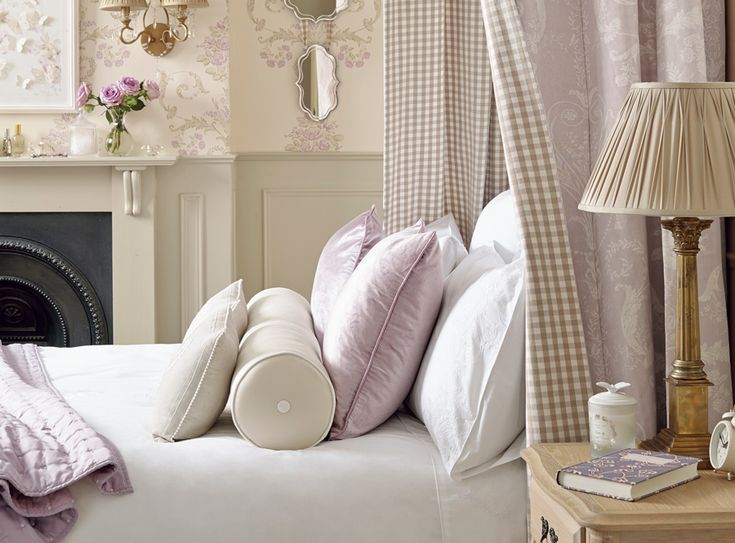 Drawing on the inspirations behind our new Natural Glamour collection, creating a light and inviting atmosphere in your bedroom will have you feeling at ease instantly.