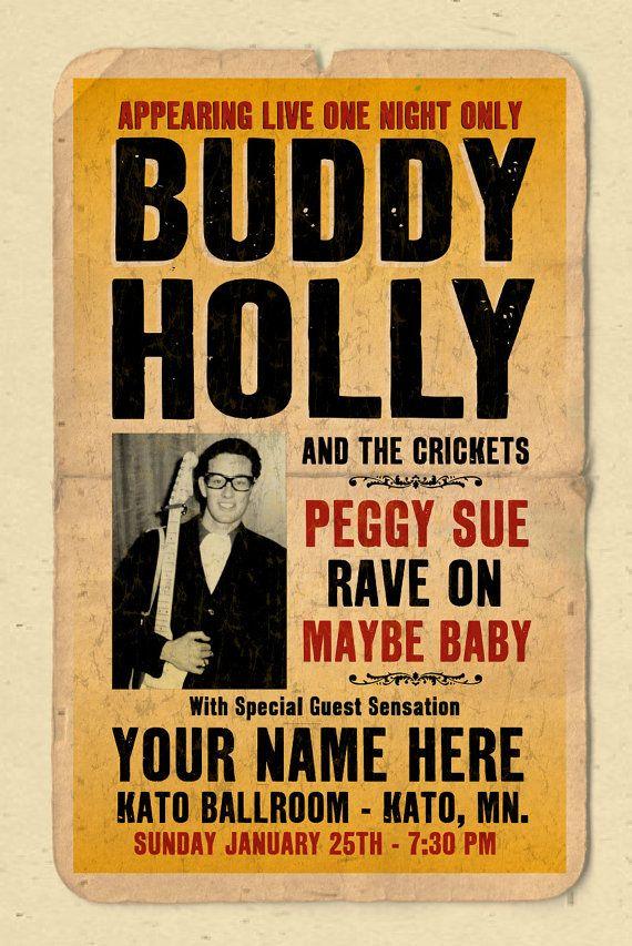 Lyric everyday lyrics buddy holly : The 25+ best Buddy holly lyrics ideas on Pinterest | Buddy holly ...