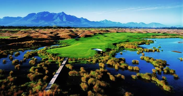 Fancourt Links - South Africa