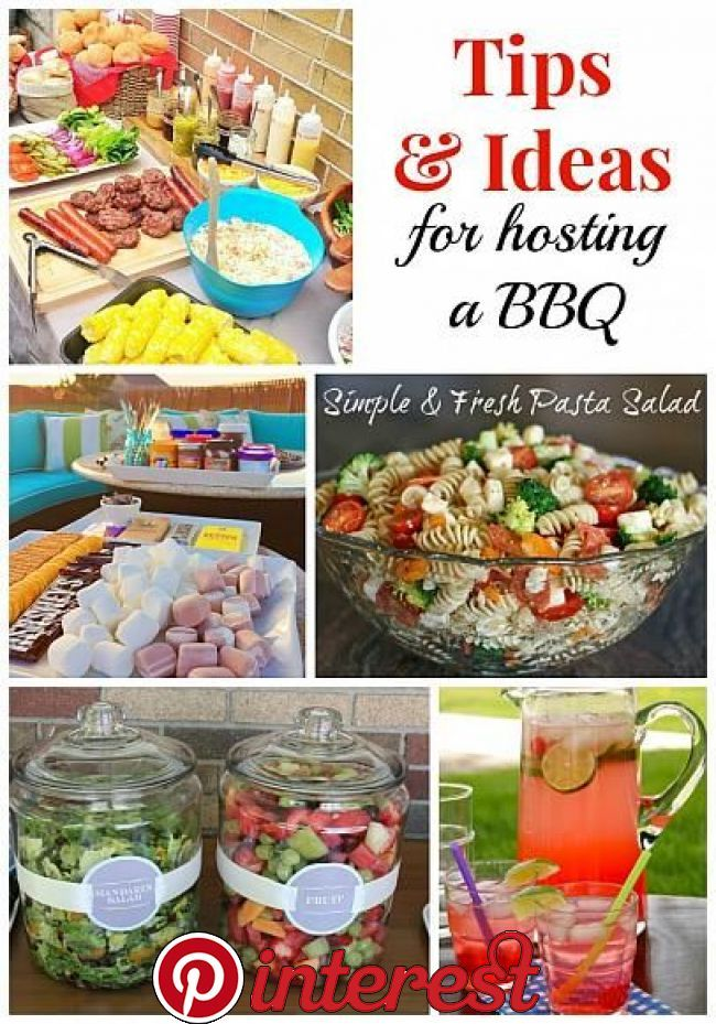 Tips & Ideas for Hosting a Barbecue   Tips & Ideas for Hosting a Barbecue