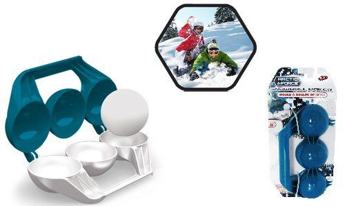 Arctic Force Snowball Maker Winter Kids Toy by Actic force. $5.99. Snowball Maker