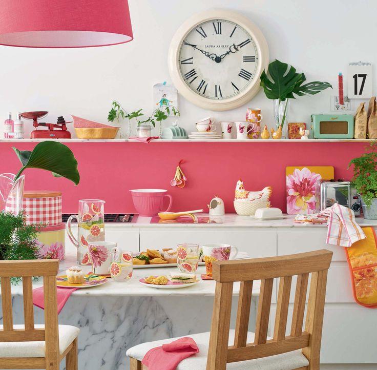 58 best Interiors: Kitchen images on Pinterest | Laura ashley ...