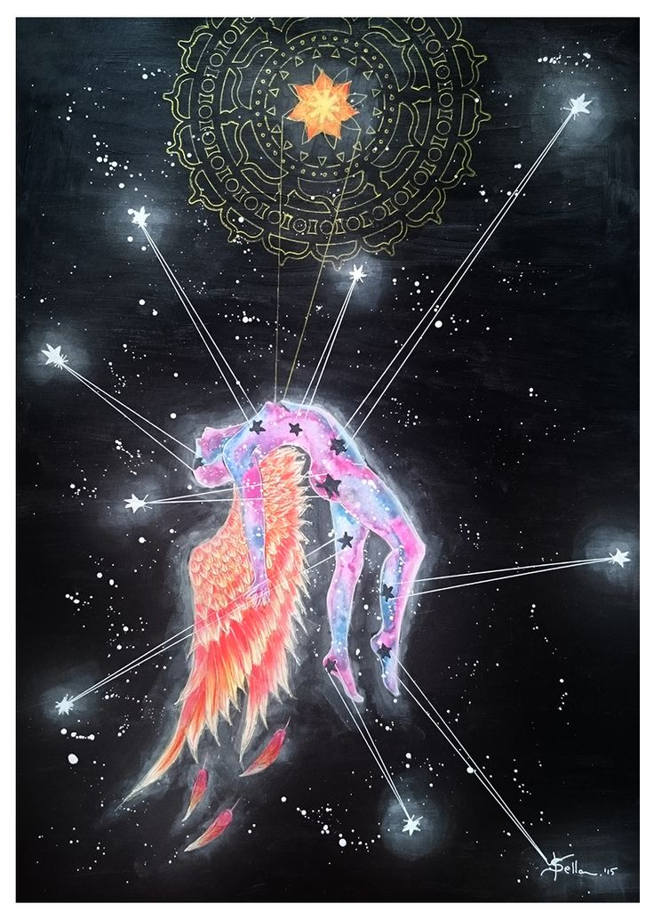 """Rebirth"" by Andreea Alexandra Stela Juduc"