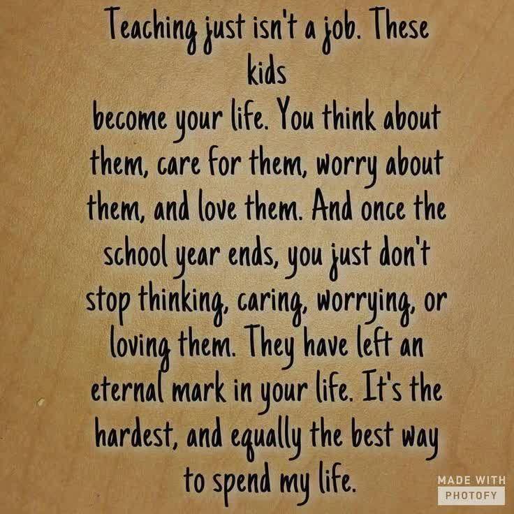 Carol Thompson On Instagram Yes Secondgradeteacher Teachershare Recessduty Teachersfollow Teacher Quotes Inspirational Teacher Quotes Teaching Quotes