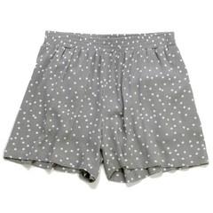 Annie Rose Shorts - Silver Spot