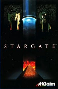 Stargate - platform game developed & published by Acclaim Entertainment for the Super Nintendo & Sega Genesis following the adventures of Colonel Jack O'Neil as he struggles to free the slaves of Abydos, defeat Ra, & get his mission team back home using the stargate device. The game is based on the 1994 film of the same name. The story follows some of the major plot points of the Stargate film, but also creates many new side stories.