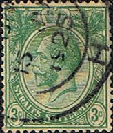 Straits Settlements 1921 SG 221 King George V Head Fine Used SG 221 Scott 182 Other Commonwealth Stamps for sale here