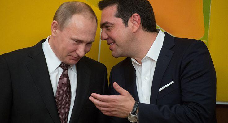 La Grèce dit Non à la «guerre froide» contre Moscou  En savoir plus: https://fr.sputniknews.com/international/201611281028909813-partenariat-politique-sanctions-terroristes-guerre/